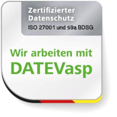 Wir arbeiten mit DATEVasp
